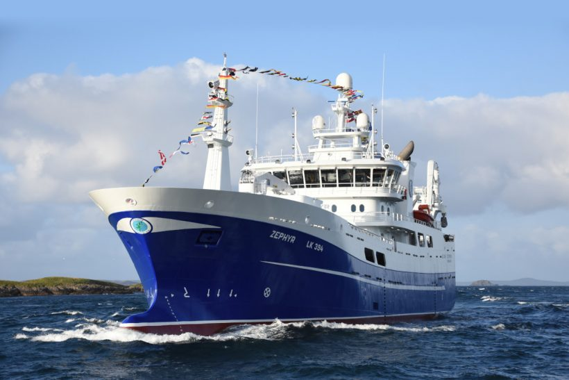 New Zephyr for longstanding Whalsay partnership