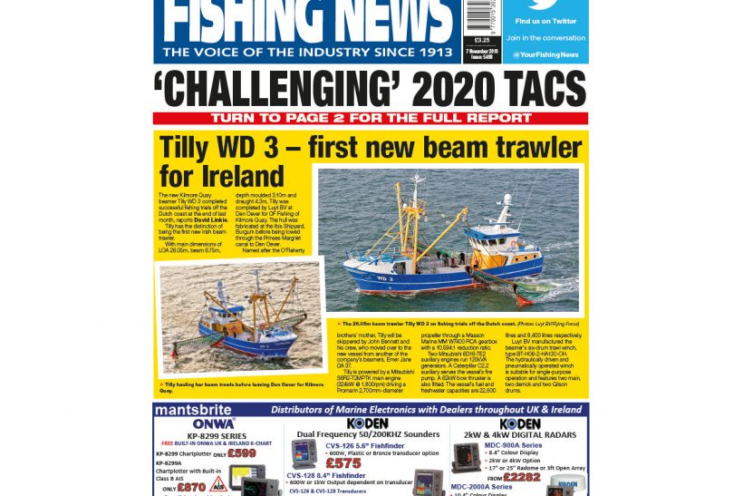 New Issue: Fishing News 07.11.19