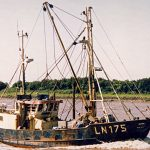 Lynn Princess before her large-scale rebuild project.