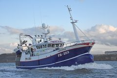 Virtuous: Fraserburgh twin-rig trawler breaks new ground for Scottish prawn fleet