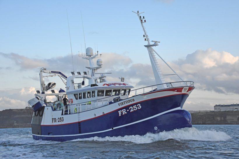 Virtuous: Fraserburgh twin-rig trawler breaks new ground for Scottish prawn fleet
