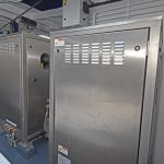 Ziegra supplied two TW1250 ice machines, which produce 1.25t of micro and 1.25t of midi flake ice per 24 hours.