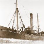 Gaul, owned by Hellyer's, was one of several vessels that made good trips in August/September 1906 from the White Sea grounds off northern Norway/Russia, which were being opened up at the time.