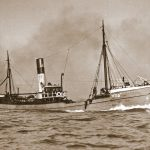 William Oliver skippered St Maurice, owned by Thomas Hamling Steam Trawling Company, in 1907…