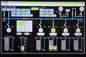… output from which is one of the functions performed by Zephyr's Blueday vessel management system.