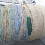 One of the two 900m herring nets that Swan Net-Gundry made for Zephyr as part of a wide selection of midwater trawls.