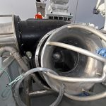 SeaQuest Systems supplied two 24in fish pumps to Zephyr.