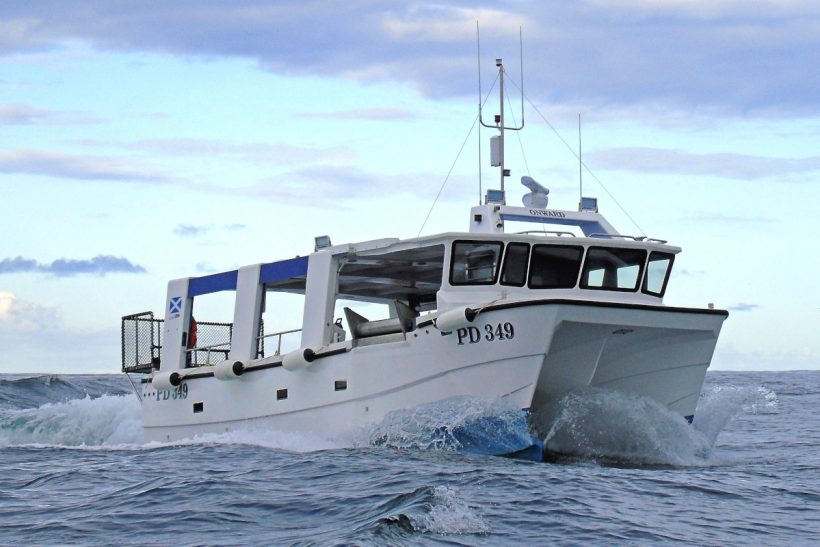 Boat of the Week: Onward PD 349