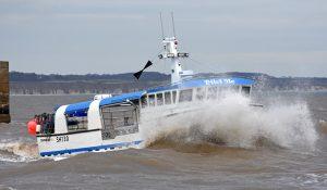 Pilot Me follows a pirate ship out of Bridlington harbour.
