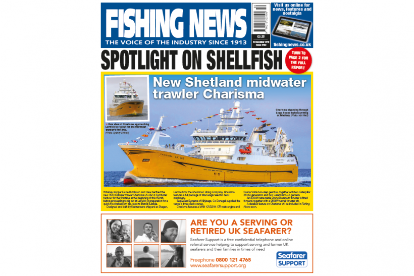 New Issue: Fishing News 12.12.19