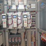 ... housing state-of-the-art control panels for the deck machinery.