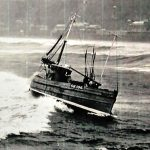 In 1963, Colin and Rachel bought their first boat, the Reekie-built Courage SH 106, which they renamed Margaret and William SH 142.