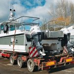 Ease of access is key – vessels requiring work can be transported to Solent Engineering's premises by road, or be moored in local harbours.