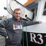 Skipper/owner of the Delta Star R 31 Steve Eason.