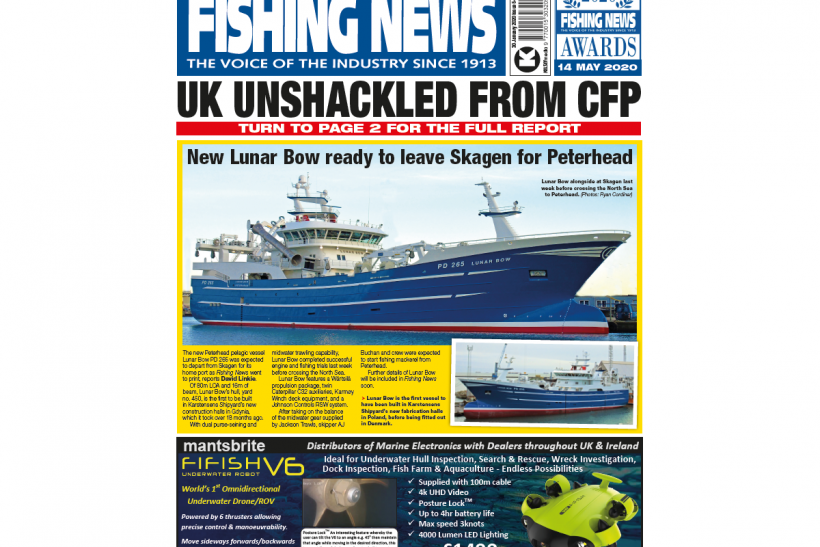 New Issue: Fishing News 30.01.20