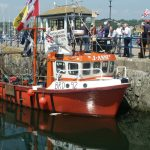 Former big-boat skipper Mike Mahon scrapped his 43ft Newlyn trawler Betty G and moved to a 29ft vessel, the J-Anne…