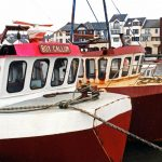The noses were cut off many traditional coastal boats to bring them under 10m.