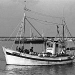The Brixham netter Our Fiona Mary measured just over 10m in length…