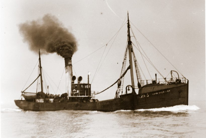 Luck favours the adventurous – A Trawlerman's Reminiscences – Part 6