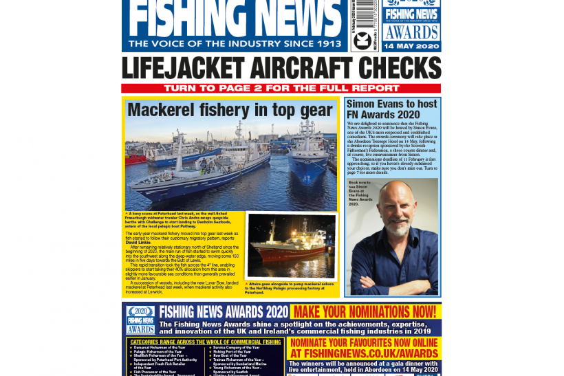 New Issue: Fishing News 06.02.20