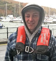 RNLI and rescued skipper call for crews to put safety first