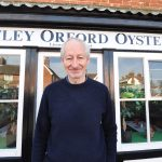 Bill also does oysters, but that's another story.