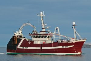 Crystal Sea is the biggest new whitefish vessel built for the Newlyn fleet for 42 years.