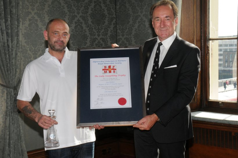 Maritime charity seeks seafaring heroes