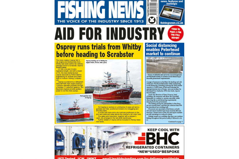 New Issue: Fishing News 02.04.20