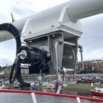 Hercules Hydraulics manufactured Osprey's 1t landing winch…