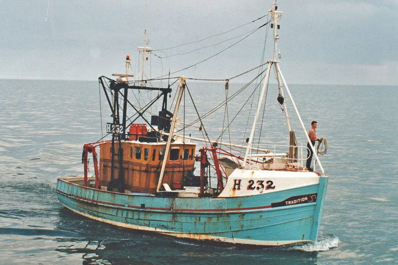 Tradition and Ubique: Hard ground pair-trawling from Bridlington