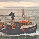 Roseanne was purpose-built for netting by Whitby boatbuilder Steve Cook.