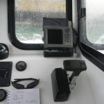 … was all supplied and installed by Newquay-based Comfish Marine.