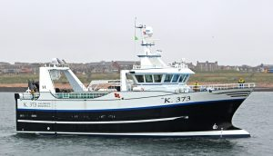 Aalskere is expected to fish in the North Atlantic for extended periods each year.