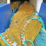 The fishing gear and trawl chandlery for the new Aalskere came from Jackson Trawls of Peterhead.