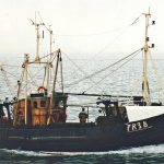 … and Pamela S were some of the single-boat trawlers that fished from Bridlington, before the total demise of the local trawler fleet.