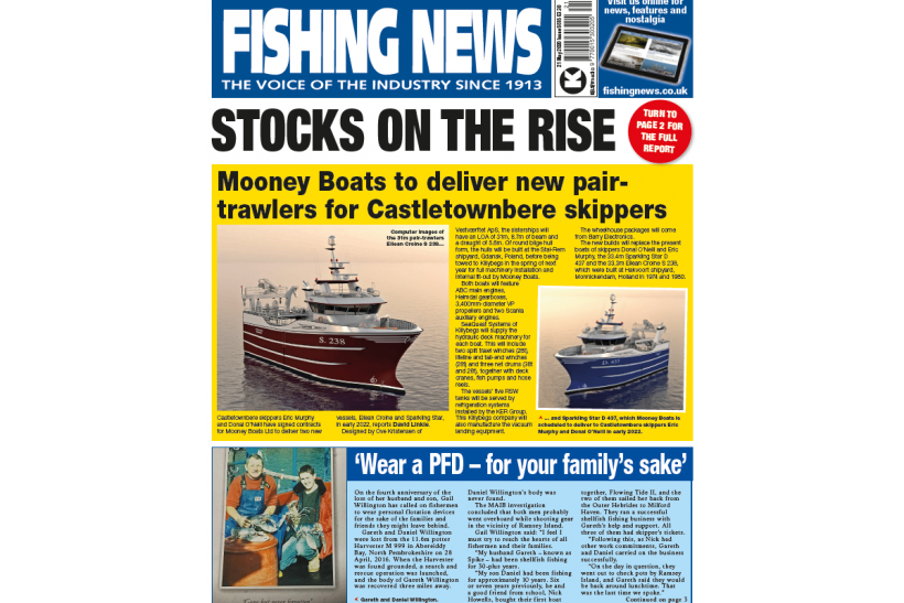 New Issue: Fishing News 21.05.20