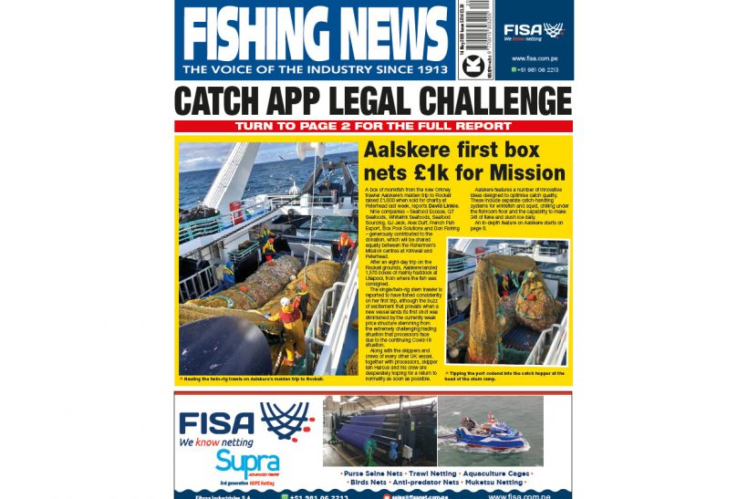 New Issue: Fishing News 14.05.20