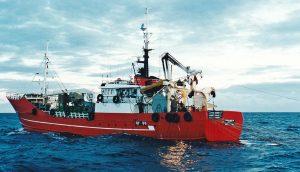 The midwater pair-trawlers Convallaria VI…
