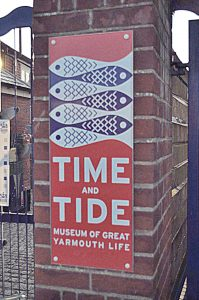 But there is the wonderful Time and Tide museum…
