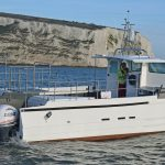 The new Piscatio is fitted with twin Selva 100hp engines.