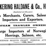 A Pickering & Haldane's advertisement from 1915.