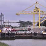 These days, the port of Boston trades with Europe and Scandinavia…