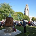 A memorial to Boston's lost fishermen, created by the Boston and South Holland Woodcarvers, was unveiled in the town last September (see Fishing News, 3 October, 2019, 'Boston's memorial to lost fishermen: from little acorns…').