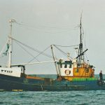 The Whitby keel trawlers Success…