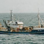 Grateful was one of only two dedicated purse-seiners left in the UK pelagic fleet in 1999.