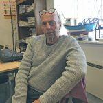 The fishing college is run by Lyme Regis fisherman Steve Postles.