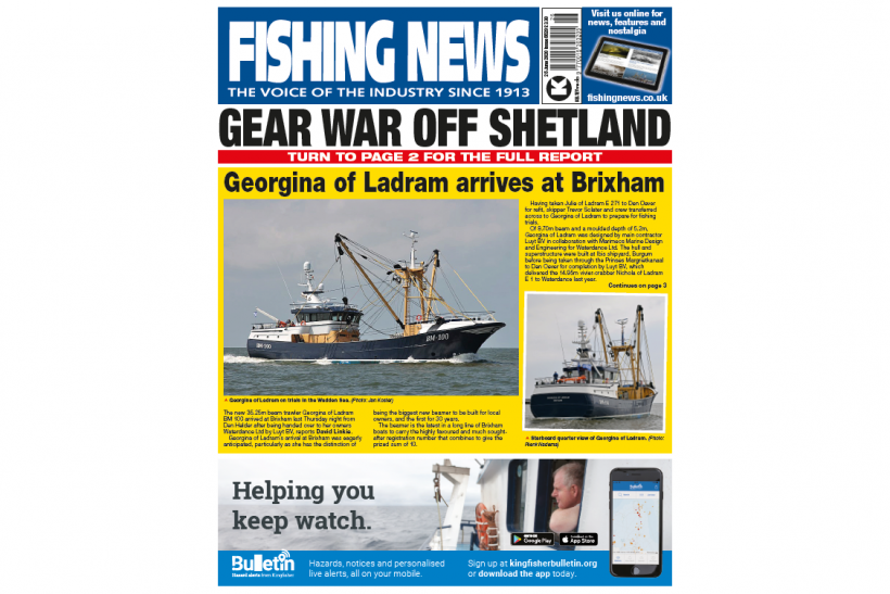 New Issue: Fishing News 25.06.20