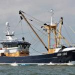 Georgina of Ladram returned a top speed of 11.5 knots on sea trials. (Photo: Jan Koster)