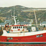 The 21m Aurelia started twin-rig prawn trawling from Fraserburgh in 1989 after being built by Macduff Shipyards for skipper Ian Scott.